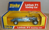 Dinky Racing Car Boxed  -  Lotus F1   Number 225