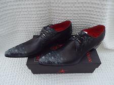 JEFFERY WEST Rochester Alien Skulls Shoes 🌍 Size 11 🌎 RRP £395+ 🌏 UK FREEPOST
