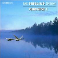 THE SIBELIUS EDITION: PIANO MUSIC 1 [BOX SET] NEW CD