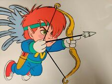 KID ICARUS CAPTAIN N Nintendo Animation Cartoon cel Original Production Art