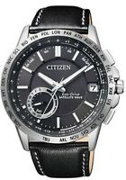 Citizen Eco-Drive Men's Satellite Wave World Time GPS 43mm Watch CC3000-03E