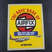 The BOYS' BOOK of AIRFIX 2009 Hardback Book - Model Making - Kit