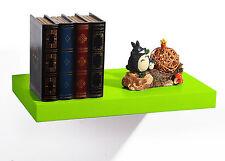 Wandregal Hängeregal Bücherregal Holz Wandboard Cube Lounge CD Regal Lounge #312
