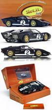 Slot It SICW10 Ford GT40 1966 LeMans winner