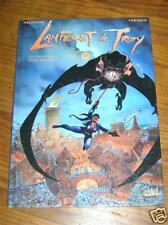 BD : LANFEUST DE TROY T7 / LES PETAURES SE CACHENT POUR MOURIR / EO 10 1999