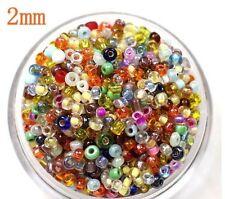15g / 1000pcs Jewelry Making 84 kinds around 2mm Glass Seed beads (1--28 kinds)