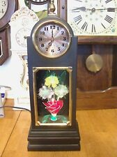 Fiber Optic Desk/Mantel/Wall  Grandfather  Electric/Battery Movement  Clock