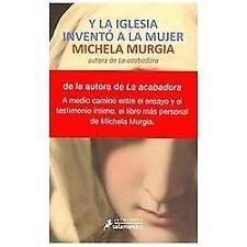 Y la Iglesia invento a la mujer (Spanish Edition)-ExLibrary
