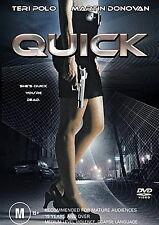 Quick - Action / Thriller - NEW DVD