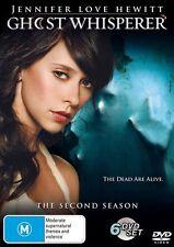 Ghost Whisperer : Season 2 (DVD, 2008, 6-Disc Set)