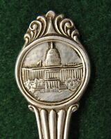 Sterling Souvenir Spoon Washington, D. C. , 1930's