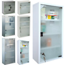 Medicine Cabinet Home Medical Supplies First Help Wardrobe Apothecary