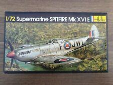 Heller Supermarine Spitfire Mk XVI E 1/72 Complete & Un-Started Kit.  #282