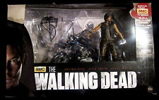 THE WALKING DEAD Daryl Dixon + Chopper - McFarlane Toys