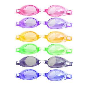 Anti Fog Swimming Goggles & UV For Men Women Adult Junior Kids Goggles Glasses