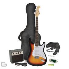Guitares, basses et accessoires sunburst