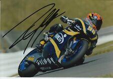 Louis Rossi mano firmado 7x5 Foto Tech 3 Moto 2 MotoGP 6.