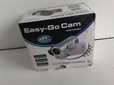 Fácil ir Cámara De Vídeo Digital Comcorder Mini Series