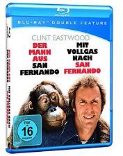 Der Mann aus San Fernando & Mit Vollgas nach S Fer. * 2 Blu Ray s Clint Eastwood