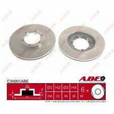 Bremsscheibe, 1 Stück ABE C39001ABE
