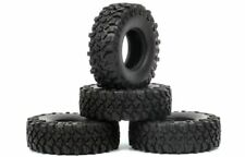 105mm Rock Crawler Tire Tyre For 1/10 RC car CC01 rc4wd D90 D110 SCX10 1.9 4PCS
