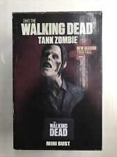 AMC The Walking Dead Tank Zombie Mini Bust Neca - Never Displayed