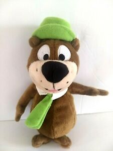 Yogi Bear Plush 1999 Warner Bros Studio Store Hanna Barbara 8""