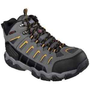 Skechers Men's Blais Bixford Steel Toe Work Shoes US 13