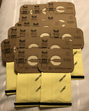 19 Genuine Electrolux Tank Style C Multi Filter Self Sealing Vacuum Bags