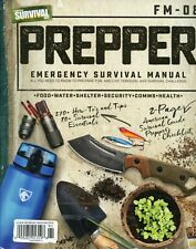 American Survival PREPPER - Emergency Survival Manual (Spring/Summer 2020)