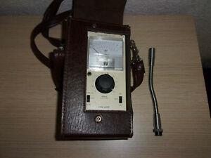 Vintage Cirrus CRL 221C sound level meter