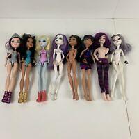 Monster High Doll Lot (6) 1 Descendants 1 Ever After As Is For Custom Or OOAK