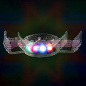 Led Flashing Mouth Guards Novelty Party Clubbing