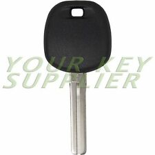 New Replacement Transponder Chip Car Key for Lexus ES330 LS430 RX330 GX470 TOY50