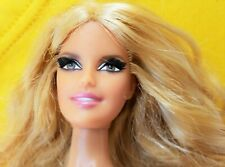 Barbie Doll Muse Model Rooted Lashes 1669 RARE HTF basic