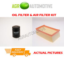 PETROL SERVICE KIT OIL AIR FILTER FOR RENAULT CLIO 1.2 101 BHP 2007-14