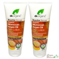 Dr.Organic Organic Moroccan Argan Oil Skin Lotion 200ml
