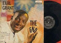 Grant, Earl - The End Mono Vinyl LP Record Free Shipping