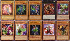 Yugioh Harpie Lady Deck - 40 Cards + 5 XYZ -  Harpist, Mai Valentine, Windrose