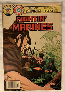 Fightin' Marines #139 Charlton Publication Comic