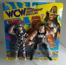 WCW NWO HOLLYWOOD HULK HOGAN RANDY SAVAGE TAG TEAM SAN FRANCISCO TOYMAKERS MOC