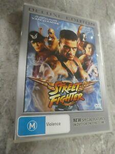 Street Fighter (DVD, Region 4) LT7