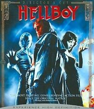 Hellboy Blu-ray 2004 Ron Perlman Unrated Directors Cut