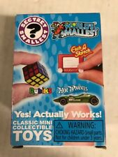 World's Smallest Classic Collectible Toys, LOT Of 10 Blind box Toy series 1 or 2