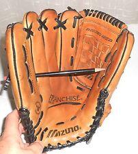 "Mizuno Franchise Gfn 1250 Professional Model Leather Glove 12.5"" Lht"
