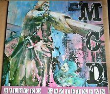 LP MCD bilboko gaztetxean SPANISH PUNK 1987 KBD VINILO VINYL