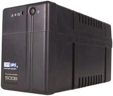 Opti Thunder Shield 500VA fuente de alimentación ininterrumpida UPS, salida de CA 230 V, 300 W