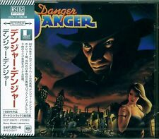 DANGER DANGER S/T 2014 RMST CD +3 BONUS TRAX - JAPAN Blu-Spec CD2 - GIFT PERFECT
