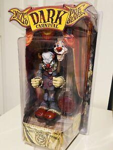 Mezco Dark Carnival Cadaver the Clown Figure MISB NEW