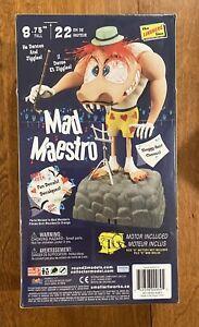 Mad Maestro Motorized Monster Plastic Model Kit 2016 Lindberg Factory New